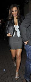 Rochelle Wiseman of The Saturdays
