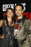 Lin-Manuel Miranda and Green Day
