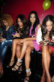 Amerie And Friends At Club Play