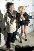 Cyndi Lauper and Simon Doonan