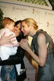 Kelly Rutherford and Daughter Helena Grace