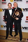 Bill Paxton and James Cameron