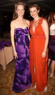 Suzy Amis and Amy Smart