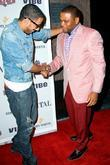 Ryan Leslie and Anthony Anderson