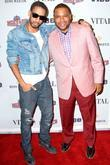 Ryan Leslie, Anthony Anderson
