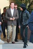 Arnold Schwarzenegger And Giuseppe Franco