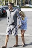 Ashley Tisdale and Her Boyfriend Scott Speer Enjoy A Sunny Sunday At Cross Creek In Malibu