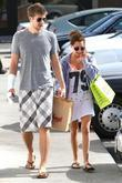 Ashley Tisdale and Scott Speer