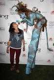 Michelle Rodriguez and 'Avatar' Neytiri