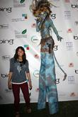 Michelle Rodriguez and 'Avatar' Neytiri