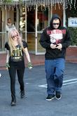 Avril Lavigne, Brody Jenner, Fred Segal