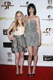 Fallon Goodson and Krysten Ritter BFF & Baby...