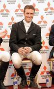 Australian Paul Tapner riding 'Inonothing' wins the Mitsubishi Badminton Horse Trials 2010