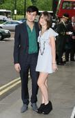 Guests English National Ballet summer party held at...