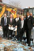 Mayor Michael Bloomberg and Marty Markowitz