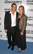 bear grylls with wife shara bear grylls born surviv