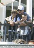 David Beckham, Jonas Brothers
