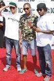 Chad Hugo and Pharrell Williams