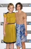 Carey Mulligan and Keira Knightley