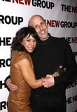 Daphne Rubin-Vega and Scott Elliott Cast party and...