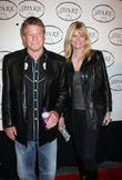 Ryan Oneal and Cheryl Tiegs