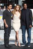 Mario Lopez, Denzel Washington and Jennifer Lopez