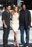 Mario Lopez, Denzel Washington, Jennifer Lopez
