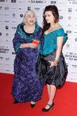 Helena Bonham Carter and Meera Syal