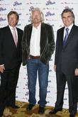 Nigel Lythgoe, Sir Richard Bronson and Bob Pierce