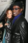 Wesley Snipes and Nikki Park