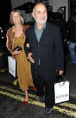 Alan Yentob and Philippa Walker ,  at...