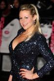 Abi Titmuss  'Burlesque' UK film premiere at...