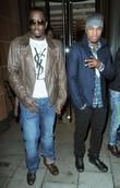 Sean Combs and Ne-Yo
