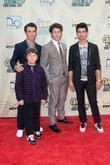 Kevin Jonas, Joe Jonas and Nick Jonas