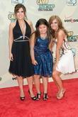 Maria Canals-Barrera, Madison De La Garza and Demi...
