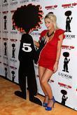 Angel Porrino Carrot Top Celebrates Five Years at...