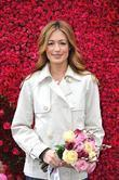 Cat Deeley FLOWE(RED) launch and photocall held at...