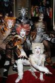 Cast members of CATS