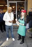 Russell Simmons, La Toya Jackson, The Apprentice