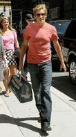 Actor Denis Leary, David Letterman