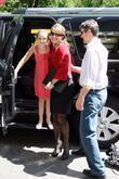 Sarah Palin, Todd Palin and Daughter Piper
