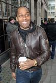 Lemar Celebrities outside the Radio One studios. London,...