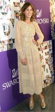 Alexa Chung attend the 2010 CFDA Fashion Awards...