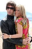 Liam Gallagher, Nicole Appleton, Cannes Film Festival