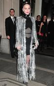 Daphne Guinness Chanel Rouge Coco Dinner at The...