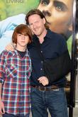 Donal Logue and son Finn