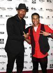 Nick Cannon, Aaron Fresh and Def Jam