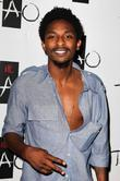 Schwayze celebrates Chris Young's birthday at TAO at...