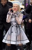 Christina Aguilera and CBS