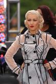 Christina Aguilera, CBS